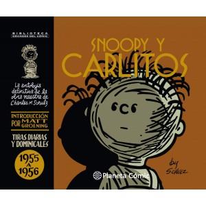 Snoopy y Carlitos nº 03: 1955 a 1956