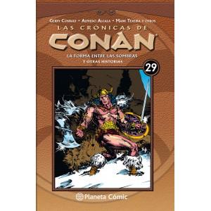 Las Crónicas de Conan nº 29
