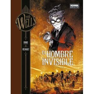 H.G. Wells: El hombre invisible
