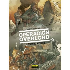 Operación Overlord nº 04: Comando Kieffer