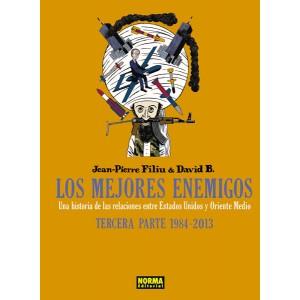 Los mejores enemigos nº 03: 1984-2013