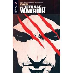 La ira de Eternal Warrior nº 01