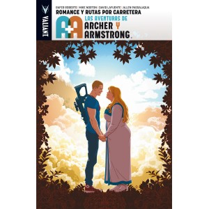 Las aventuras de Archer y Armstrong nº 02