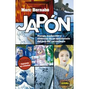 Japón: Manga, traducción y vivencias de un apasionado