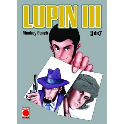 Lupin III nº 03