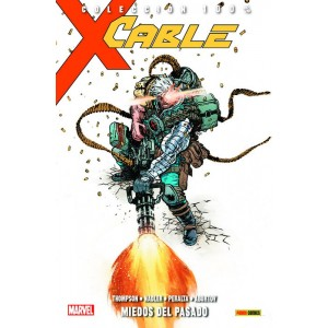 100% Marvel. Cable nº 03