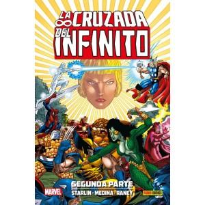 Héroes Marvel - Colección Jim Starlin nº 12