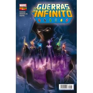 Héroes Marvel - Guerras del Infinito nº 02