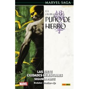 Marvel Saga nº 70. El inmortal Puño de Hierro nº 03
