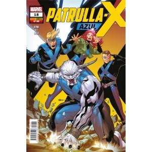 Patrulla-X Azul nº 69 (18)