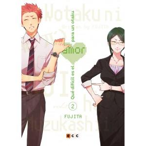 Qué difícil es el amor para un otaku nº 02