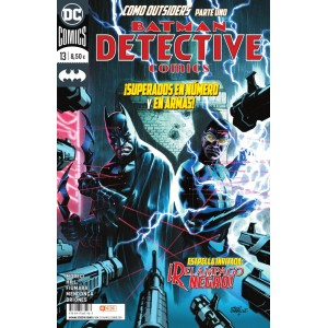 Batman: Detective Comics nº 13