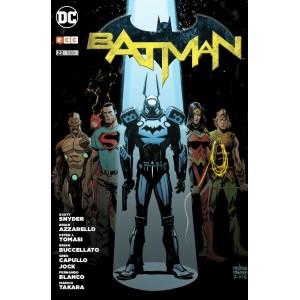 Batman (reedición trimestral) nº 22