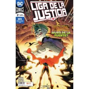 Liga de la Justicia nº 80/ 02