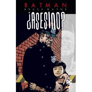 Batman: Bruce Wayne, ¿asesino? nº 02