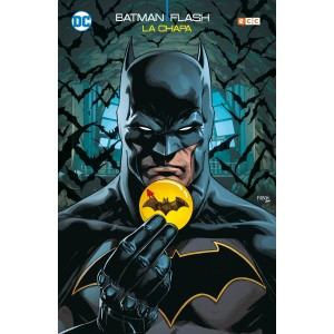 Batman/ Flash: La chapa (Edición Deluxe)