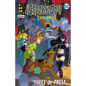 ¡Scooby-Doo! y sus amigos nº 23