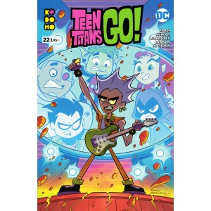 Teen Titans Go! nº 22