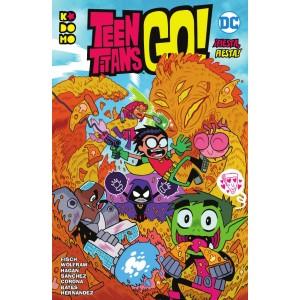 Teen Titans Go! nº 01 (Recopilatorio)