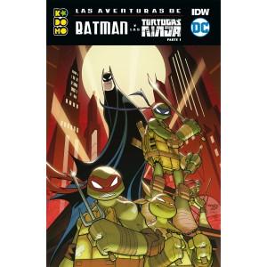 Las aventuras de Batman y las Tortugas Ninja nº 01 (Recopilatorio)