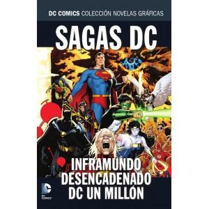 Colección novelas gráficas Especial sagas DC: Inframundo desencadenado/Un millón