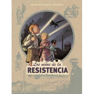 Los niños de la Resistencia nº 03