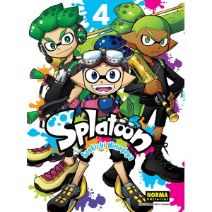 Splatoon nº 04