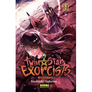 Twin Star Exorcists: Onmyouji nº 14