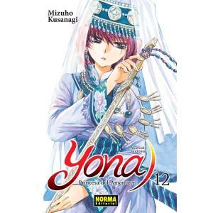 Yona, princesa del amanecer nº 12