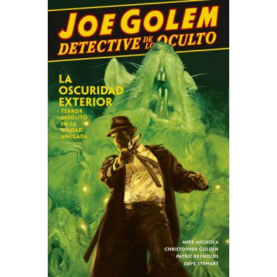 Joe Golem Detective de lo Oculto nº 02