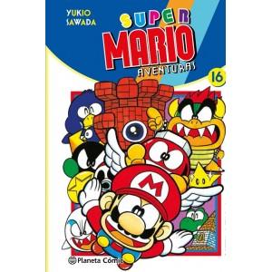 Super Mario Aventuras nº 16