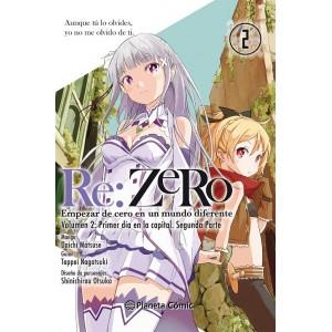 Re:Zero nº 02 (Manga)
