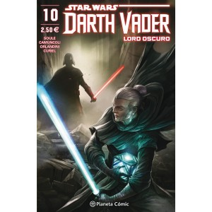 Star Wars Darth Vader: Lord oscuro nº 10