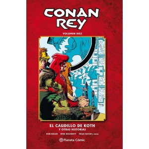 Conan Rey nº 10