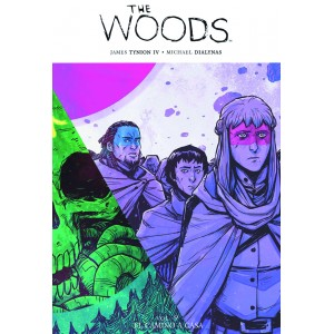 The Woods nº 09: El camino a casa