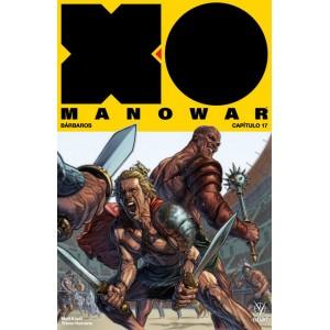 XO Manowar nº 17