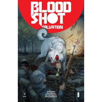 Bloodshot Salvation nº 09