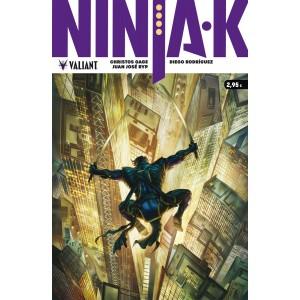 Ninja-k nº 07