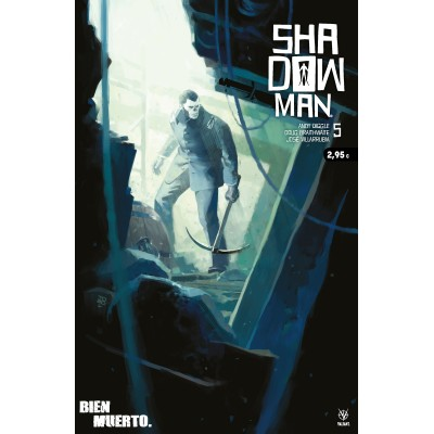 Shadowman nº 05
