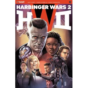 Harbinger Wars 2 nº 03