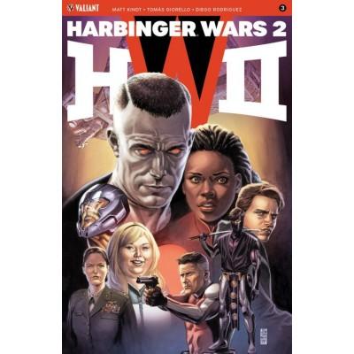 Harbinger Wars 2 nº 03