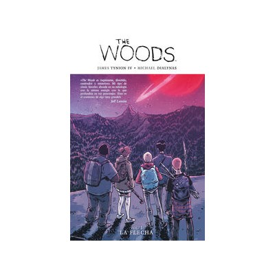 The Woods nº 01: La flecha