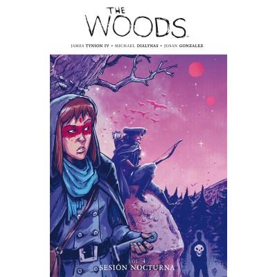 The Woods nº 04: Sesión nocturna