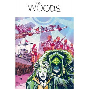 The Woods nº 05: La horda