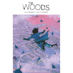The Woods nº 08: La batalla final