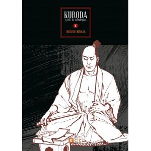 Kuroda y las 36 estratagemas nº 04