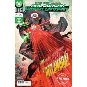 Green Lantern nº 82/ 27