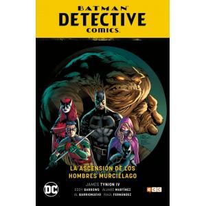 Batman: Detective Comics nº 01: La ascensión de los Hombres Murciélago