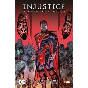 Injustice: Año cinco nº 01
