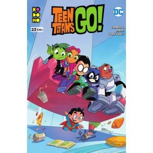 Teen Titans Go! nº 23